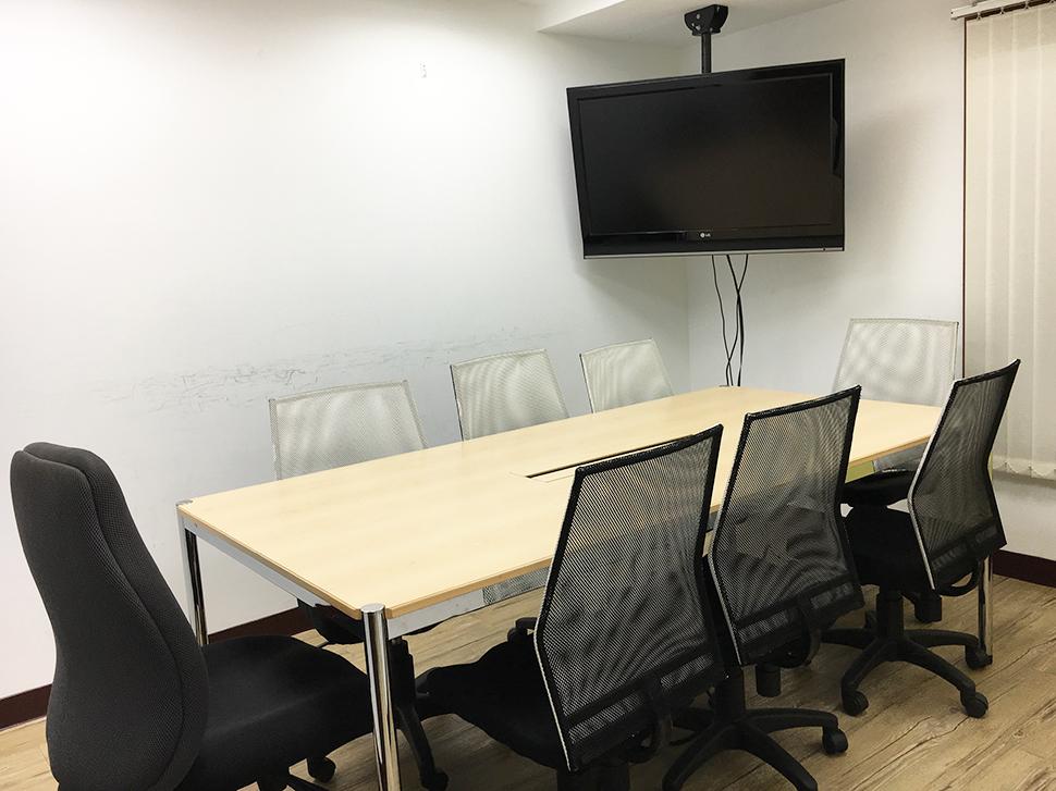 小型會議室場地租借圖片